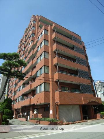 秋田県秋田市、秋田駅徒歩12分の築31年 11階建の賃貸マンション