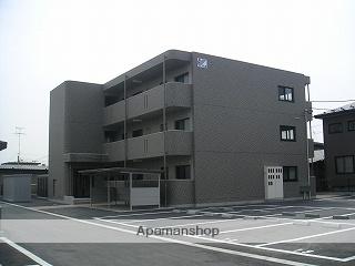 秋田県秋田市の築9年 3階建の賃貸マンション