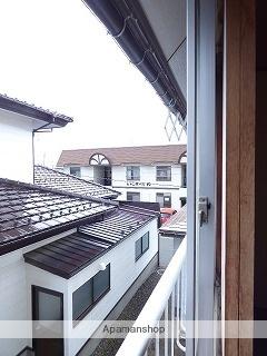 シャトー泉Ⅱ[2DK/31.05m2]のバルコニー