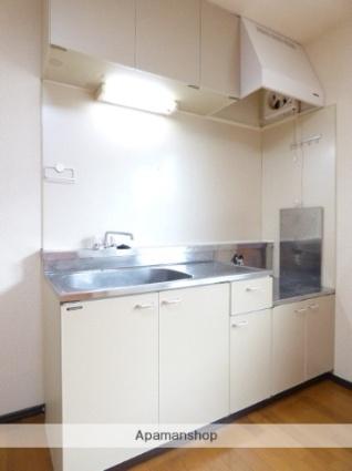 フェアステージノアA[2DK/44.71m2]の洗面所