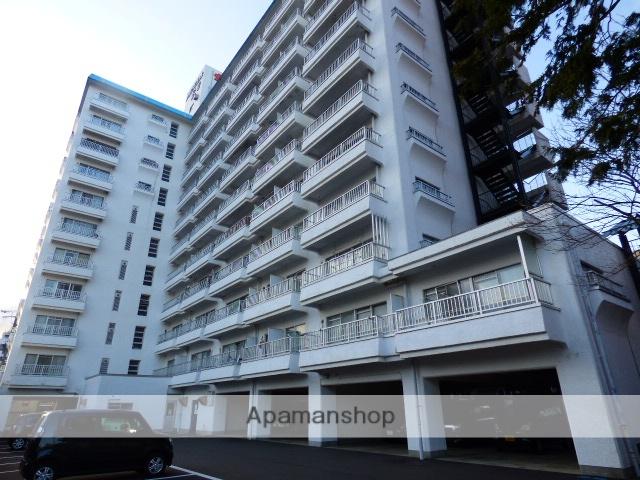 秋田県秋田市、秋田駅徒歩14分の築43年 11階建の賃貸マンション