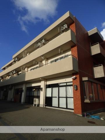 秋田県秋田市、秋田駅バス25分日産サティオ前下車後徒歩5分の築34年 3階建の賃貸マンション