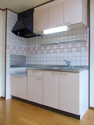 エクセラン 泉[2DK/47.61m2]のキッチン