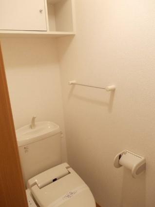 チェリー[1LDK/50.07m2]のトイレ