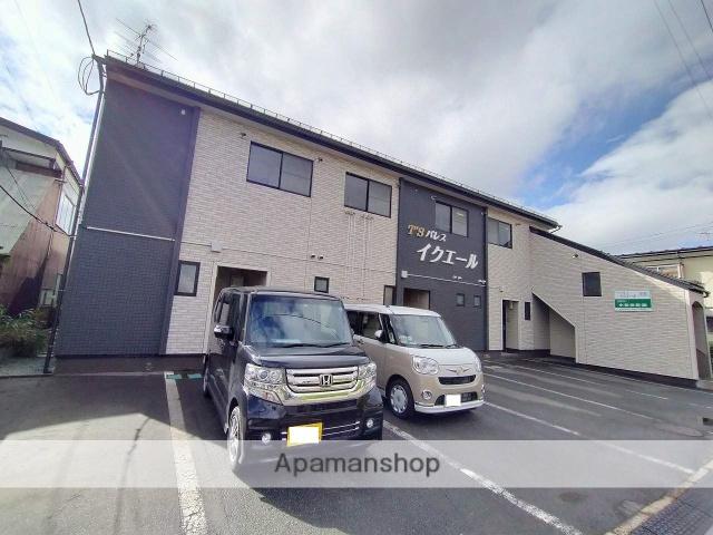 秋田県秋田市、土崎駅徒歩14分の築22年 2階建の賃貸アパート