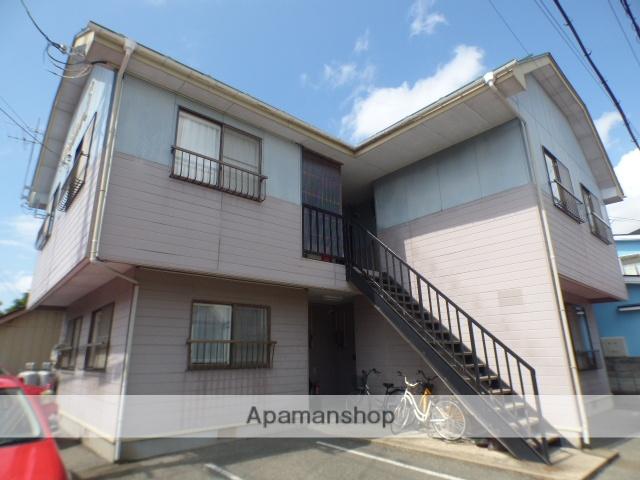 秋田県秋田市の築22年 2階建の賃貸アパート