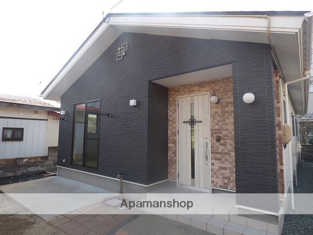 秋田県秋田市の築3年 1階建の賃貸一戸建て