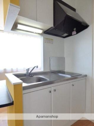 Flat AKITA[1K/40.75m2]のキッチン