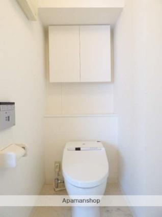 Flat AKITA[1K/40.75m2]のトイレ