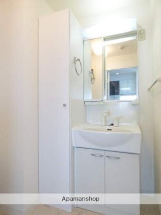 Flat AKITA[1K/40.75m2]の洗面所