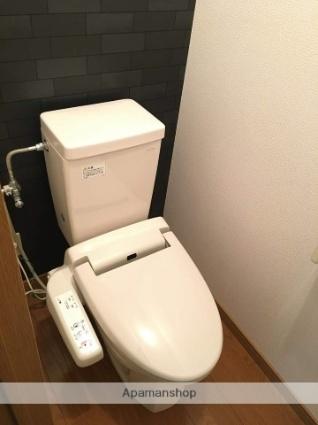 秋田県潟上市天王字追分西[1K/26.08m2]のトイレ
