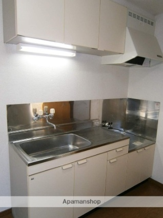 リポーズウィングOHTA Ⅱ[1K/24.43m2]のキッチン