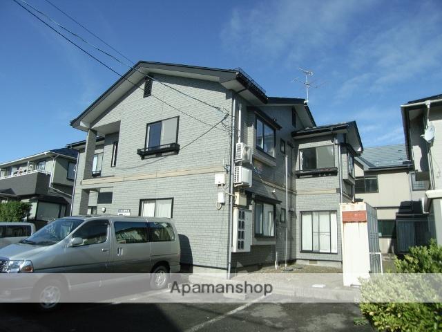 秋田県秋田市、土崎駅徒歩16分の築19年 2階建の賃貸アパート