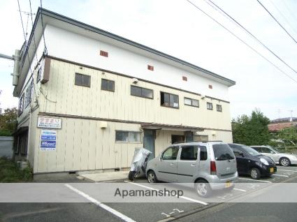 秋田県秋田市、秋田駅バス20分マツダ前下車後徒歩5分の築44年 2階建の賃貸アパート