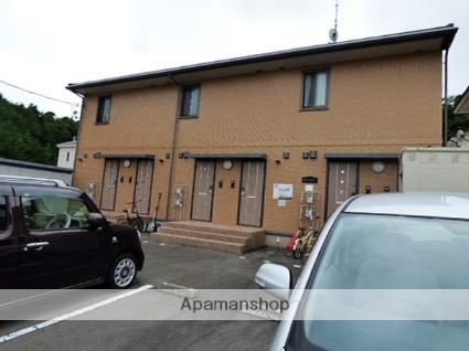 秋田県秋田市、追分駅徒歩14分の築11年 2階建の賃貸アパート