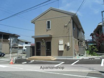 秋田県秋田市、土崎駅徒歩6分の築3年 2階建の賃貸アパート