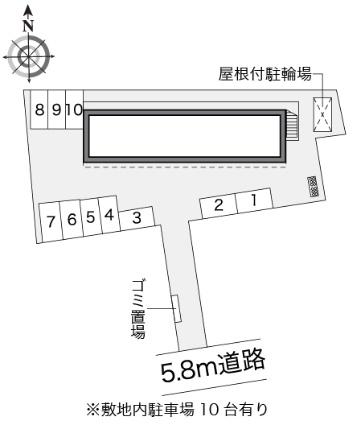 レオパレスメゾン松美台[1K/23.18m2]の内装1