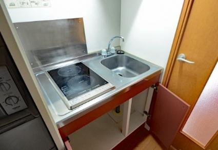 レオパレスメゾン松美台[1K/23.18m2]のキッチン2