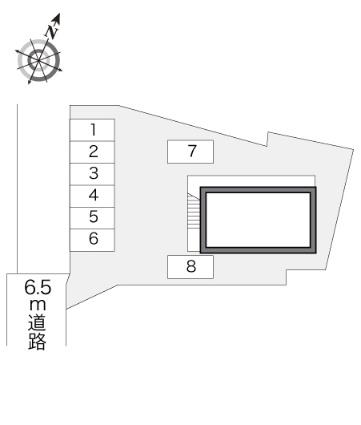 レオパレス東潟敷[1K/20.28m2]の内装1