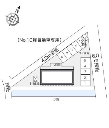 レオパレスSHIRAYAMA[1K/22.35m2]の内装1