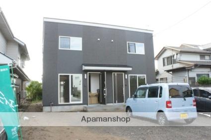 秋田県秋田市の新築 2階建の賃貸アパート