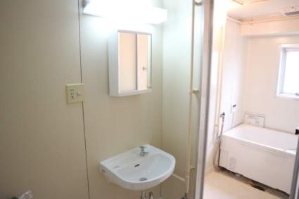 ビレッジハウス勝平2号棟[3DK/53.08m2]の洗面所