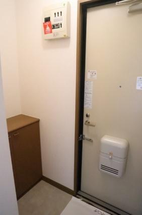 コーポビューラー Ⅲ[1K/25.58m2]の玄関