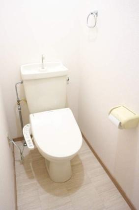 トゥインクルオルメ[2LDK/55.91m2]のトイレ