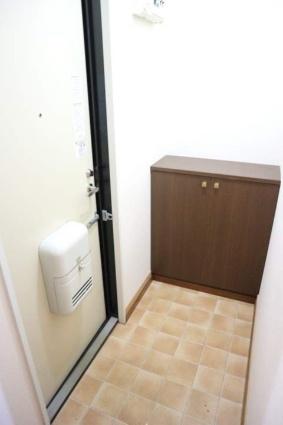 トゥインクルオルメ[2LDK/55.91m2]の玄関