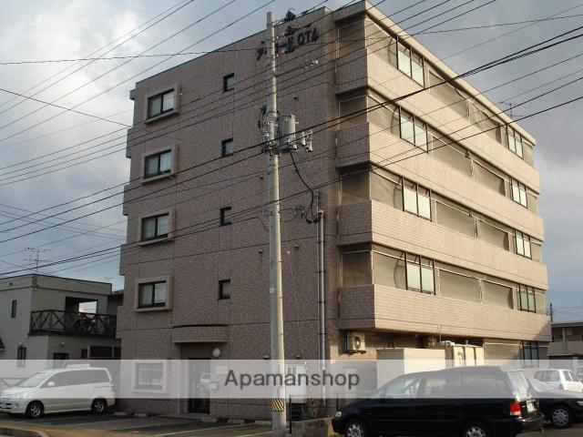 秋田県秋田市、秋田駅徒歩5分の築15年 5階建の賃貸マンション