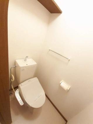 フィオーレⅡ[2DK/51.67m2]のトイレ