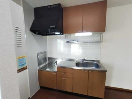 エステート将軍野[1LDK/40.98m2]のキッチン