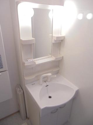 ルミエール・ユウ[1LDK/47.95m2]の洗面所