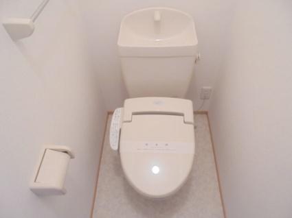ルミエール・ユウ[1LDK/47.95m2]のトイレ