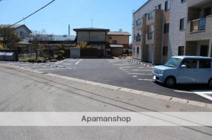 ポートシティハウス秋田[1R/79.65m2]の駐車場