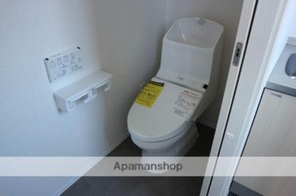 ポートシティハウス秋田[1R/79.65m2]のトイレ