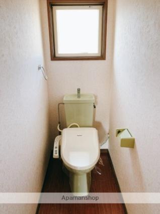 パティオ緑ヶ丘B棟[2LDK/52.17m2]のトイレ