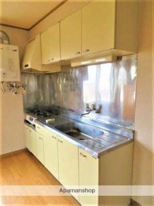プランタント・K[2DK/37.26m2]のキッチン