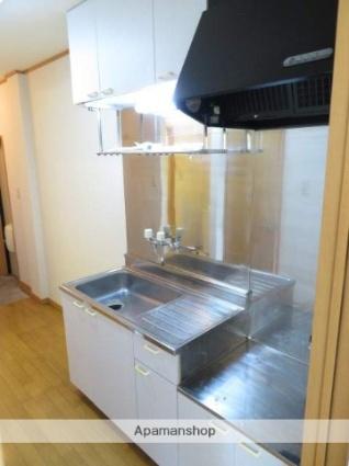 ウインベル加賀[1K/30.41m2]のキッチン