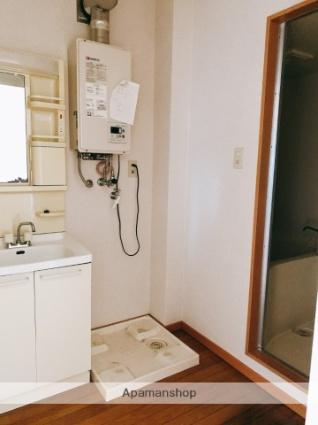 ウインベル加賀[1K/30.41m2]の洗面所