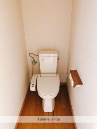 ウインベル加賀[1K/30.41m2]のトイレ