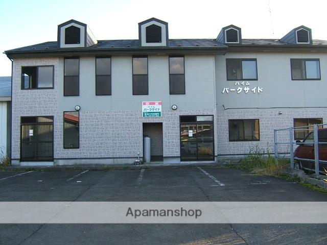 秋田県南秋田郡八郎潟町、八郎潟駅徒歩19分の築20年 2階建の賃貸アパート