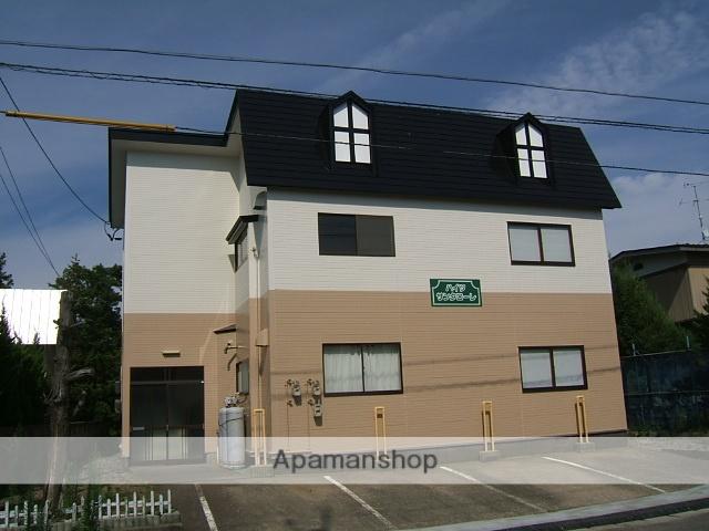秋田県潟上市、追分駅徒歩19分の築27年 2階建の賃貸アパート