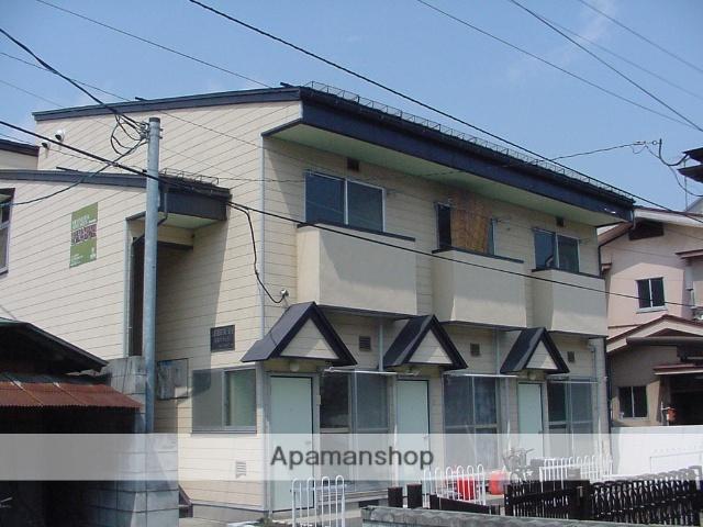 山形県山形市、山形駅徒歩6分の築30年 2階建の賃貸アパート