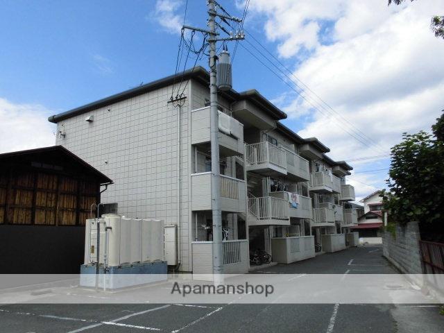 山形県山形市、北山形駅徒歩8分の築19年 3階建の賃貸アパート