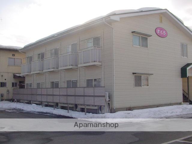 山形県山形市、南出羽駅徒歩12分の築15年 2階建の賃貸アパート