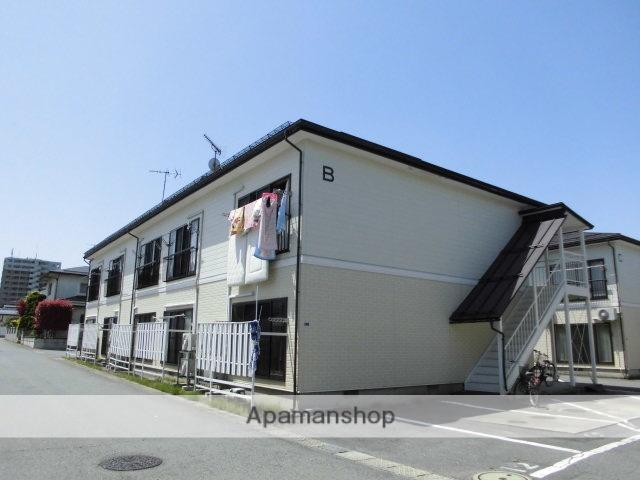 山形県山形市、山形駅山形交通バス9分青田下車後徒歩5分の築24年 2階建の賃貸アパート