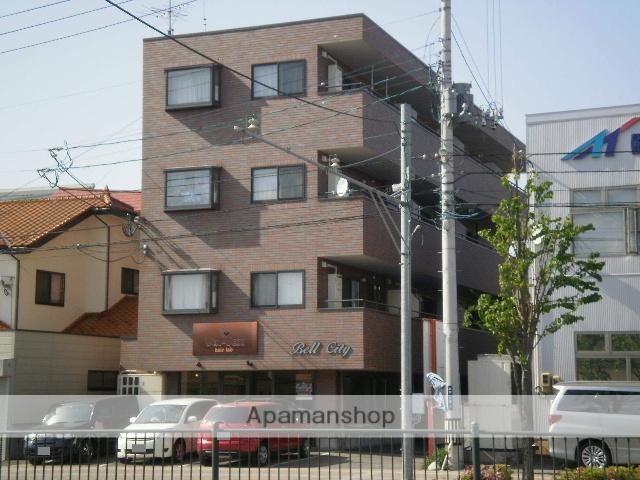 山形県山形市の築15年 4階建の賃貸マンション