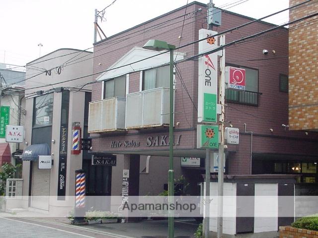 山形県山形市の築22年 2階建の賃貸アパート