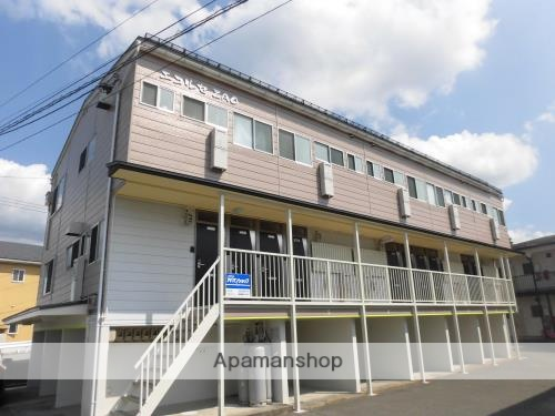 山形県山形市、蔵王駅山形交通バス13分飯田下車後徒歩3分の築30年 3階建の賃貸アパート